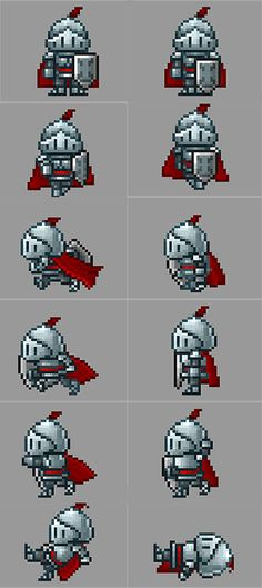 https://dribbble.com/shots/2080867-Knight-Pixel-Game-Character