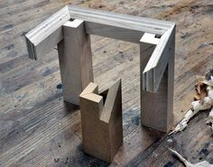 Dorset Custom Furniture - A Woodworkers Photo Journal: another parsons table