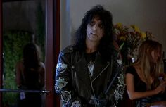 Alice Cooper in Wayne's World (1992)