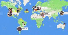 Snapchat releases 'Snap Maps,' aka a way to stalk strangers and events nearby