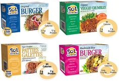 Product Review + Giveaway: Sol Cuisine