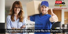 pmdir.com, will send professional packers and movers in Gurugram who well stand as bolsters and explain you all about the movement, demands, requirements like time and money.