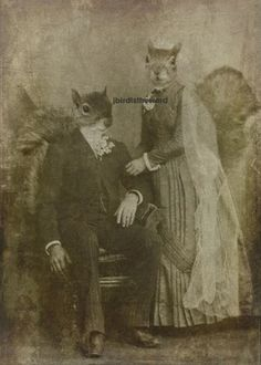 #redditgifts - this must be for the S/O, hehehe. The Nutters Wedding Portrait 5x7 print on the redditgifts Marketplace