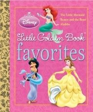 Little Golden Book Disney Princess Favorites