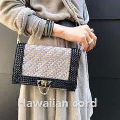 Wooden Bag, Plastic Canvas, Chanel Boy Bag, My Bags, Crochet, Cord, Shoulder Bag, Handbags, Jewelry