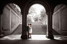 Michael Skoglund Photography www.mskoglund.com/  Bethesda Terrace Central Park