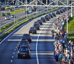 Mh17 Netherlands July 25