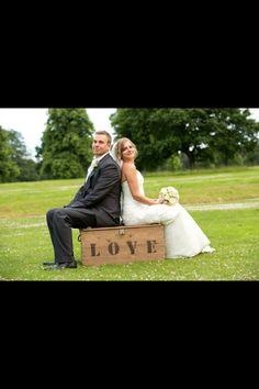 Creative Wedding Photography Idea.