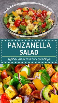 Fresh Salad Recipes, Chicken Salad Recipes, Healthy Salad Recipes, Vegetarian Recipes, Cooking Recipes, Vegetarian Salad, Chicken Salads, Keto Chicken, Healthy Chicken