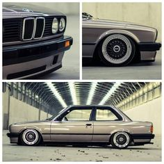 BMW E30 lookinf Fly On Bbs