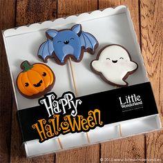Taller de galletas decoradas especial Halloween | Halloween cookie decorating workshop