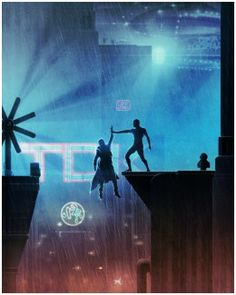 Moments Lost – Music and Art Inspired by 'Blade Runner' Art Show Opening in Brooklyn