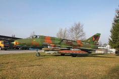 Sukhoi Su-22-M4 Fitter-K