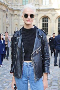 Caroline Schurch, after Louis Vuitton