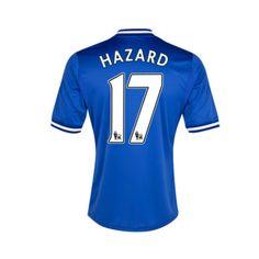 2013 14 Chelsea Home Shirt Hazard 17 Kids Online Shopping 1379611004383
