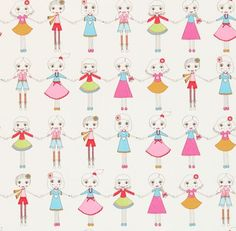 Papel Pintado Harlequin  BEST OF FRIENDS 110549 . Disponible online en Modacasa.es