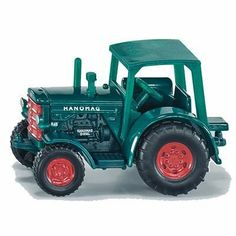 SIKU Hanomag R45 Vintage Tractor by SIKU. $6.99. 1/64th scale. Siku Assorted Series. For over 50 years SIKU has fascinated children and adults alike with its model toys. The range of SIKU toy farm models is as fascinating and varied as the real world of agriculture. SPModels stock the entire range of Siku model tractors and toys. The range comprises Remote Control Tractors and Trucks, farm equipment, farm tractors and much more.