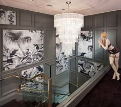 Agent Provocateur interiors | Retail | Address  675 Madison Avenue | New York  NY 10065 | Telephone  +1 212 840 2436 http://www.agentprovocateur.com/stores/north-america/madison-avenue-new-york.html?cmp=SM090101