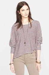 Free People 'Little Ann' Stripe Pullover