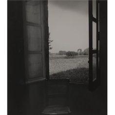 Bill Brandt //Van Gogh's room in the asylum of St. Paul-de-Mausole (St. Rémy), 1950