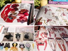 fashion illustration presentation - Google Search