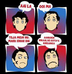 Andaz Apna  T Shirt