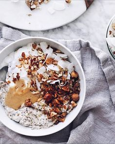 The Best Food Accounts to Follow on Instagram for Inspiration: Social media has always had a love affair with food. So when we stumble upon mouthwatering Instagram feeds ranging from healthy breakfasts (avo toast!) and juices (greens galore!) to desserts (vegan donuts), it's easy to get sucked in. -- Breakfast Criminals. | Coveteur.com