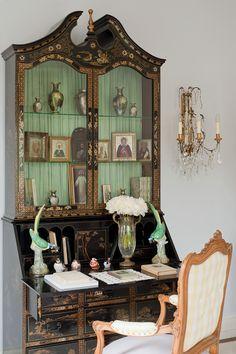 style maison de campagne bureau maison Provence vintage look antique Palazzo en exclusivit/é