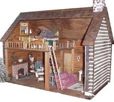 $131 Lincoln Dollhouse Kit