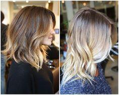 ~ Inspiração Ombré Hair