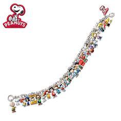 The Ultimate PEANUTS Charm Bracelet