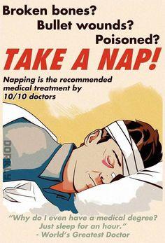 take a nap!!!