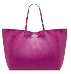 mulberry tote braided handle - Google Search