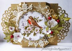 Jane's Lovely Cards : Christmas Cards