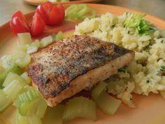 Steak, Pork, Menu, Fish, Fitness, Pork Roulade, Menu Board Design, Pigs, Excercise