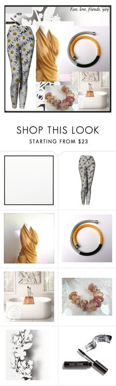 """Summer Fashion"" by therusticpelican ❤ liked on Polyvore featuring By Lassen, Élitis, Bobbi Brown Cosmetics, modern, contemporary, rustic and vintage"