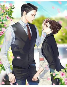 Read Lovely Couples - Part 2 from the story [ Hình Ảnh ] ANIME, MANHWA Couples Promance. Romantic Anime Couples, Fantasy Couples, Cute Anime Couples, Manga Couple, Anime Love Couple, Couple Cartoon, Chica Anime Manga, Anime Guys, Fanart Kpop