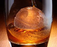 The power of the Imperials has never been as chilling as it is now thanks to these Death Star ice cube molds. Inspired to look like the infamous space station...