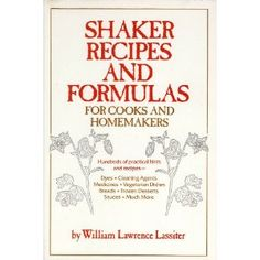 Shaker Recipes and Formulas for Cooks and Homemakers (Hardcover)  http://www.redkabbalahstrings.com/april.php?p=0517263882  0517263882