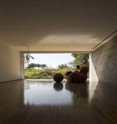 Casa dos Ipês,© Fernando Guerra | FG+SG