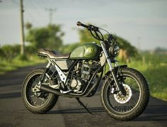 Inspirasi Aliran Motor Custom Tracker Part 2 Custom Motorcycles, Custom Bikes, Cafe Racer Bikes, Scrambler, Chopper, Motorbikes, Toyota, Honda, Garage