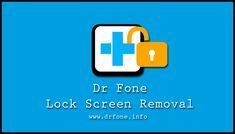 official drfone unlock android lock screen removal - 1300×740