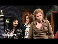 More Cowbell!! SNL - YouTube