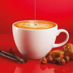 red espresso ginger cappuccino
