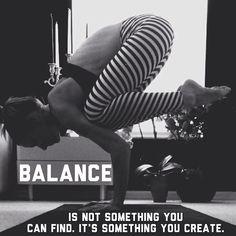 Balance: http://yogaforbeginners-andmore.blogspot.com/2014/01/namaste-will-you-practice-today.html www.shivohamyoga.nl/ #mindful #motivation #inspiration #zen #newage #live #life #moveforward #love #yoga #asana #namaste #pose