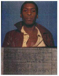 Mugshot of Felix Mitchell Jr. American Gangster Quotes, Real Gangster, Gangsters, Harlem, Life Of Crime, Thug Life, African American History, Black Power, Mug Shots