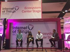 Sudha Jamthe #sujamthe talking about IoT framework for building IoT business at #iotworld16 - Twitter Search
