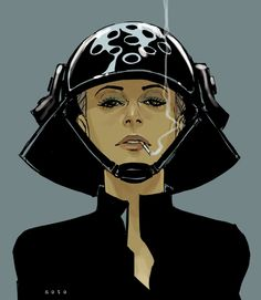 Death Star She Wolf by Phil Noto