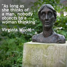 Author Virginia Woolf helped shape post-Victorian Britain and is one of the few statues that mark the achievements of women in Britain. Recently, a number of campaigns across the country have set out to change this.