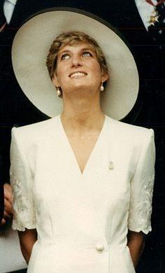 Princess Diana ... 1992?